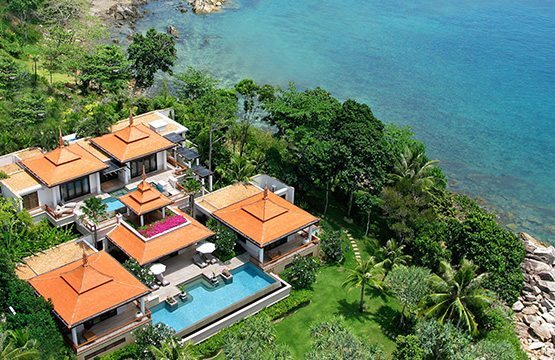 Residential Villa 4 Bedrooms at Trisara Phuket