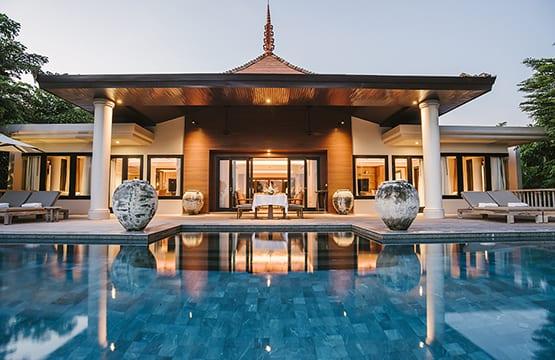 Trisara l Private pool villa
