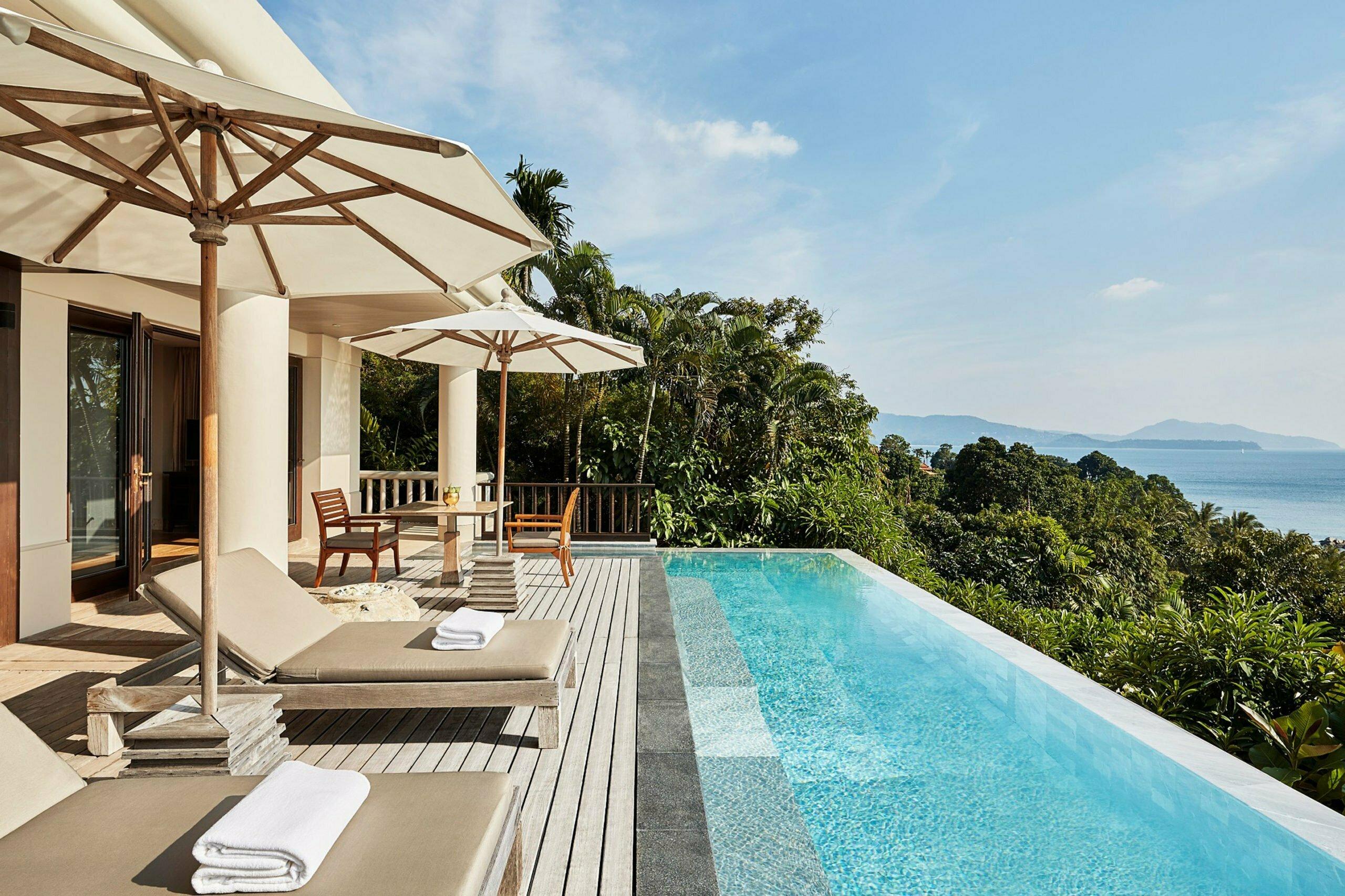 Trisara l Signature Ocean View Pool Suite